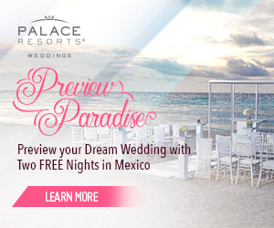 palace resorts weddings