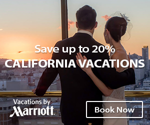 marriott california vacations