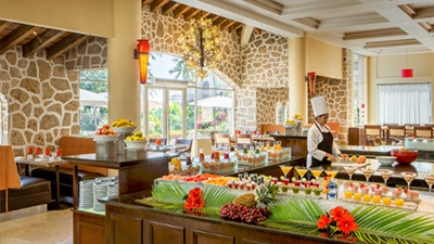 marriott puerto vallarta resort and spa best places to dine