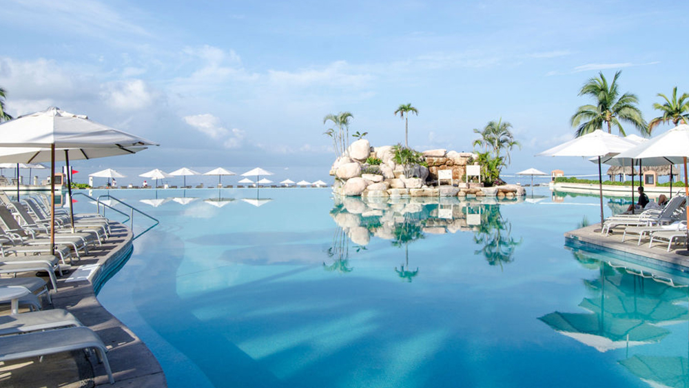 marriott puerto vallarta resort and spa mexico tropical travel