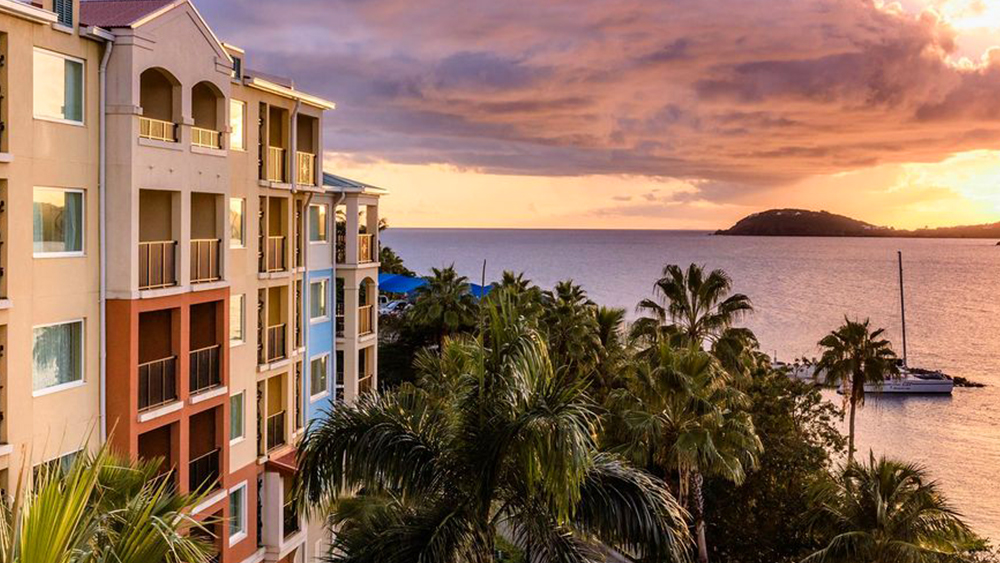 marriott's frenchman's cove caribbean beach vacation