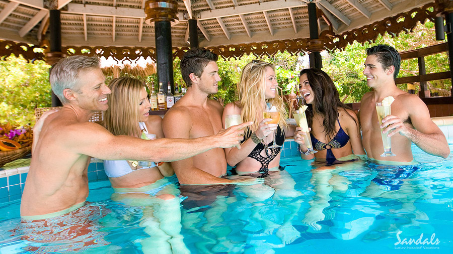 best boozy adult only hotels mixed drinks