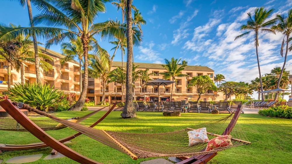 courtyard kaua'i at coconut beach hawaii vacation
