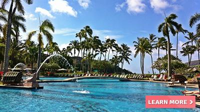 kaua'i marriott resort hawaii best places to swim
