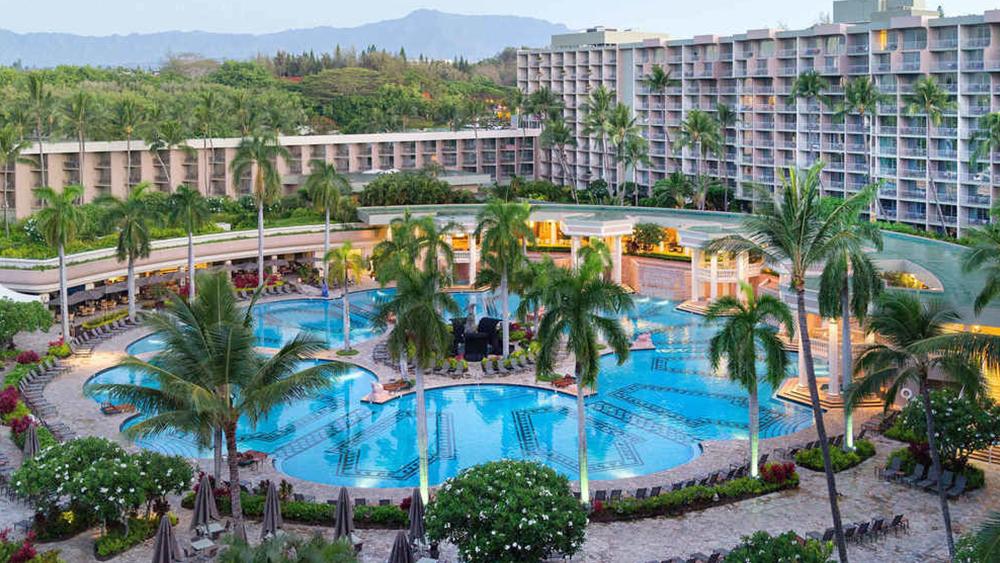 kaua'i marriott resort hawaii luxury travel