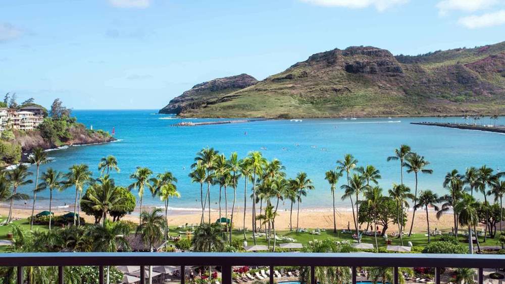 kaua'i marriott resort hawaii beach hotel