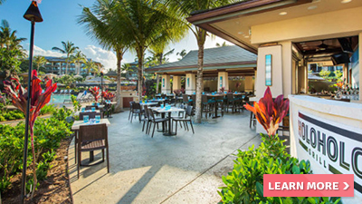koloa landing at poipu resort hawaii best places to dine