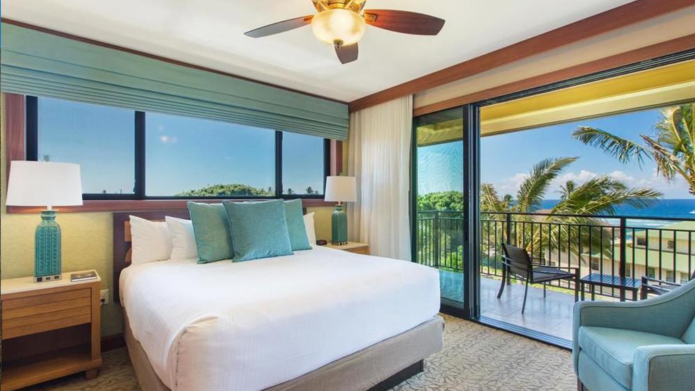 koloa landing resort at poipu hawaiian vacation