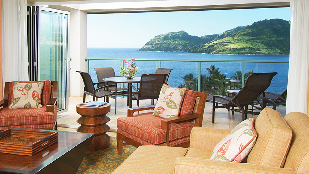 marriott's kauai lagoons hawaii vacation