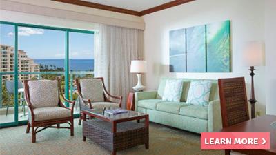 ko olina club beach hawaii resort