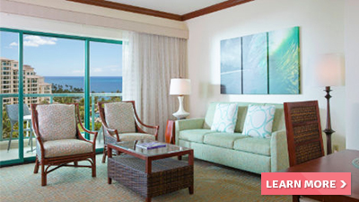 ko olina club beach hawaii best places to sleep