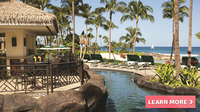 ko olina club beach south pacific best places to dine