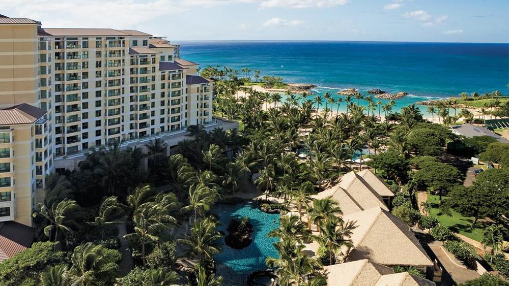 marriott's ko olina beach club hawaii vacation