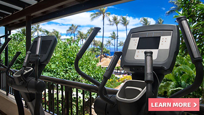 marriott's maui club ocean south pacific best places to work out fitness center