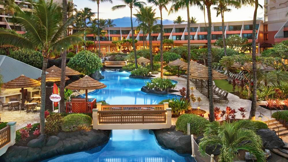 marriott's maui ocean club hawaii luxury resort