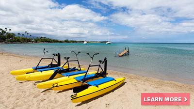 marriott's waikoloa club ocean hawaii fun things to do