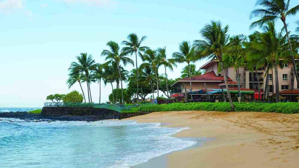marriott's waiohai beach club hawaii hotel