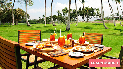 mauna kea hotel beach south pacific best places to eat