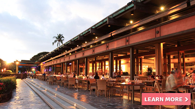 mauna kea hotel beach south pacific best places to dine