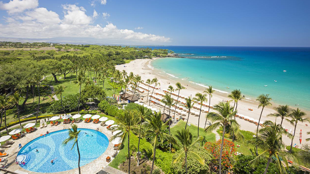 mauna kea beach hotel hawaii vacation