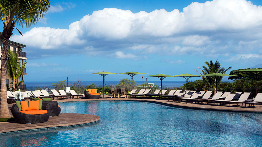 residence inn maui wailea hawaii vacation