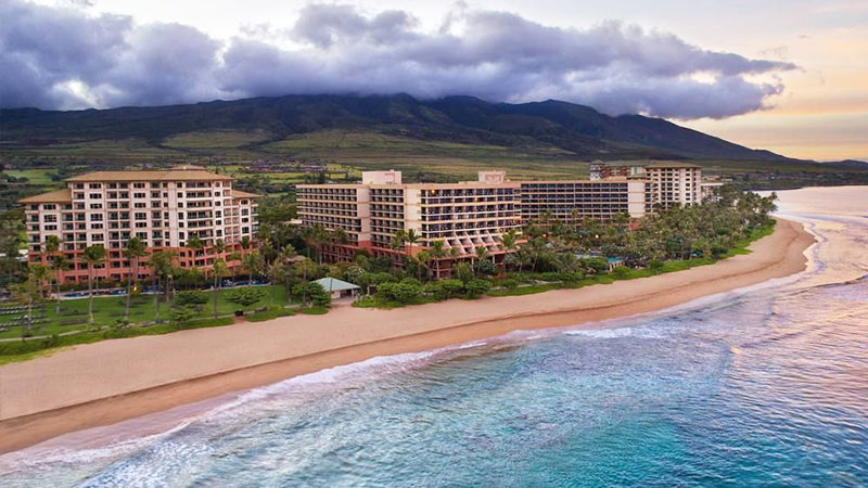 top 10 best hawaiian marriott resorts maui ocean club
