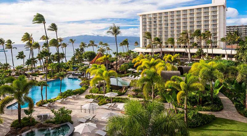 top hawaiian marriott resorts westin maui resort & spa ka'anapali beachfront vacation