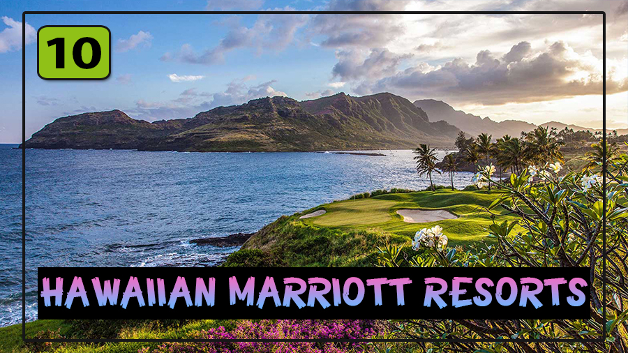 best marriott hawaiian resorts south pacific island vacation