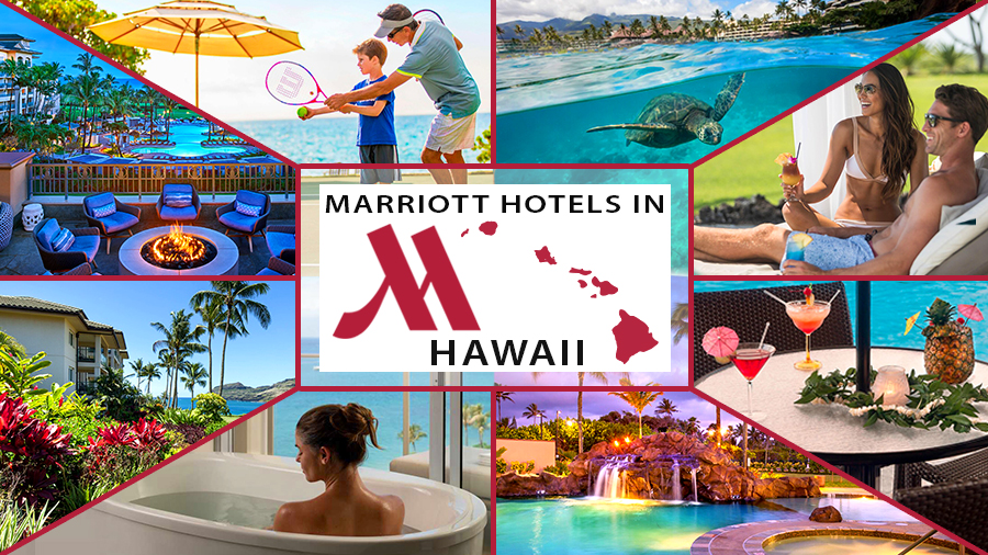 marriott hotels in hawaii tropical travel tourism tips