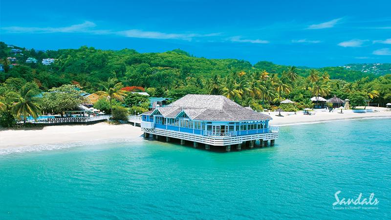 best sandals resorts sandals halcyon beach