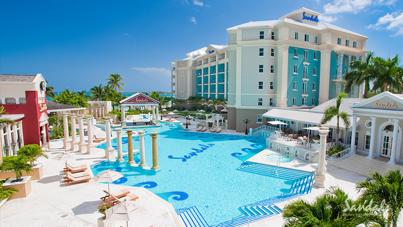 best sandals resorts sandals royal bahamian