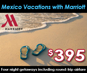 marriott mexico vacation deals