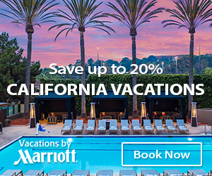 marriott california vacations