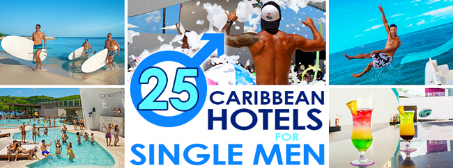 best caribbean hotels for single men spring break ideas