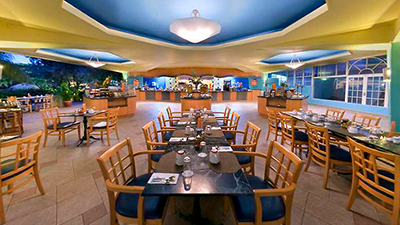 hilton curacao caribbean best places to eat