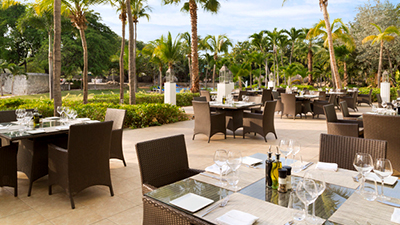 hilton curacao caribbean best places to dine