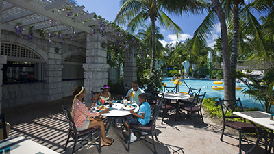 hilton rose hall resort jamaica best places to dine caribbean