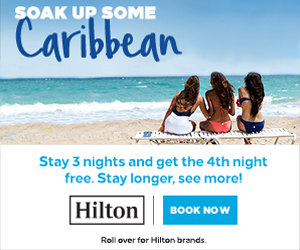 hilton best vacation deals caribbean