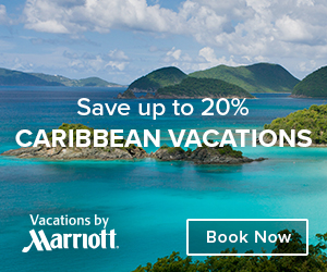 marriott caribbean vacations deals