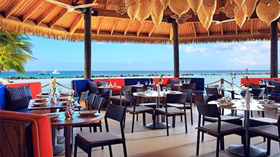 renaissance aruba resort best places to eat caribbean