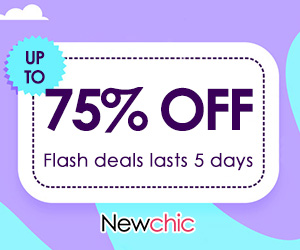 newchic clothing deals
