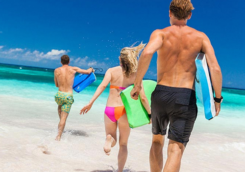 what to to do at sandals bodyboarding