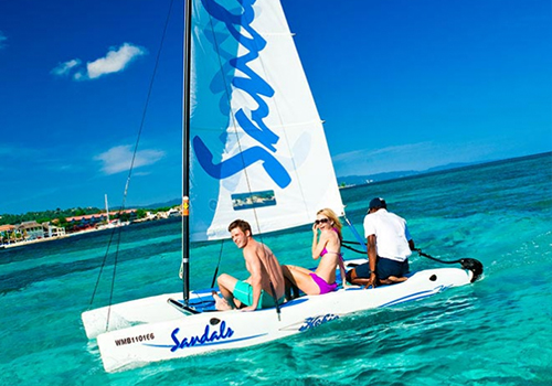 what to to do at sandals hobbie cats