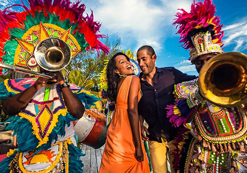 what to to do at sandals live performances