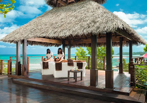 what to to do at sandals spa