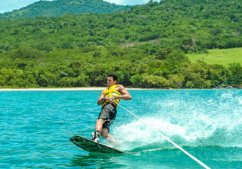 things to do at sandals waterskiing