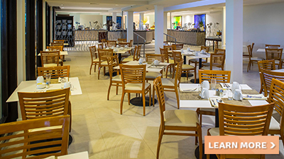 hilton aruba caribbean resort best places to dine