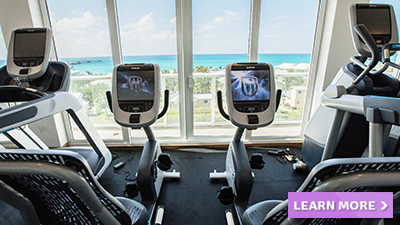 hilton at resorts bimini world caribbean best places to work out