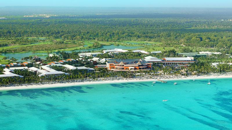 best caribbean party hotels Barceló Bavaro Beach dominican republic beachfront resort
