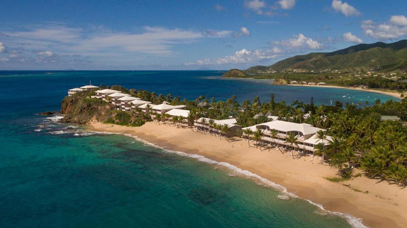 caribbean resorts for the fourth of july curtain bluff